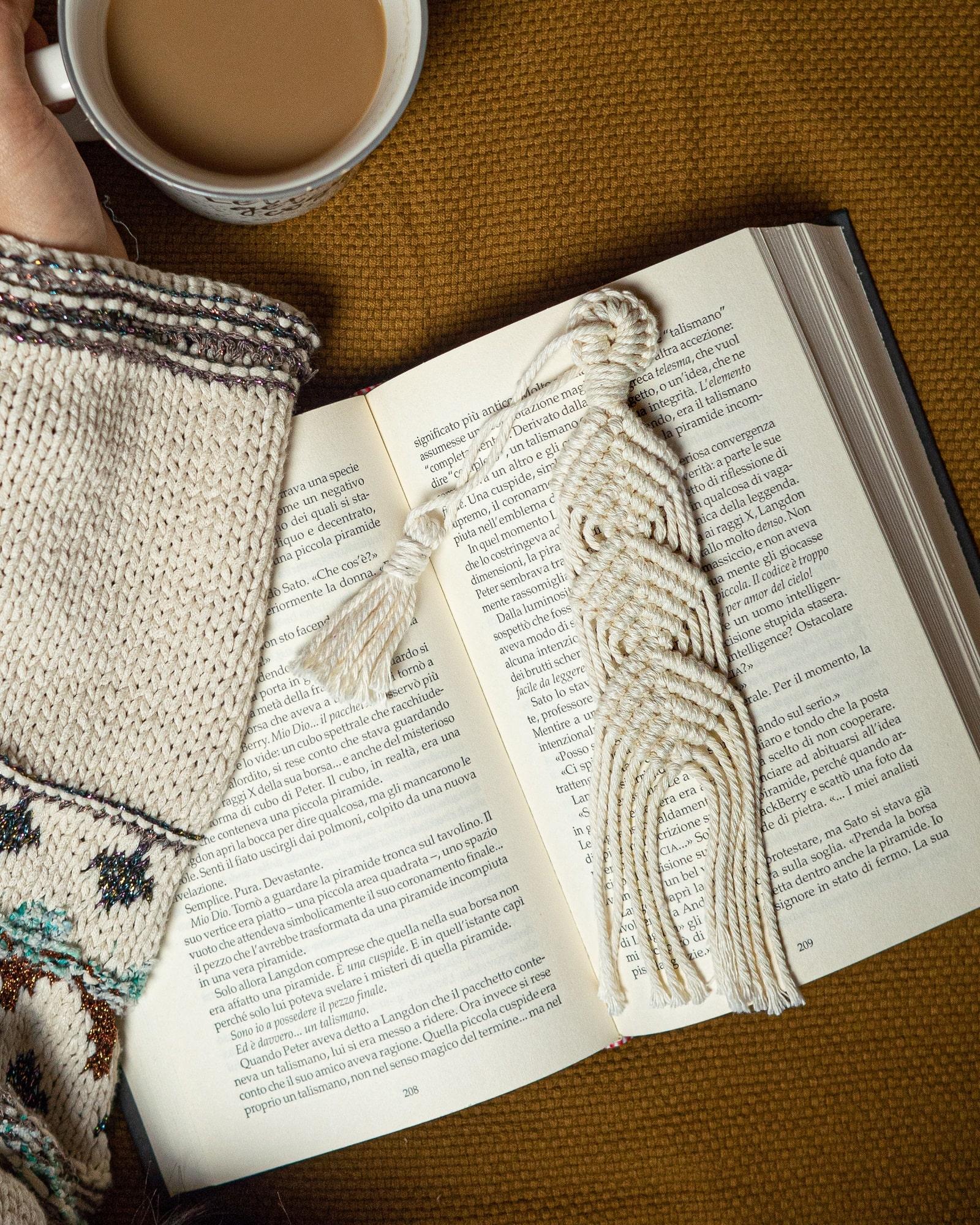 Makrama Bookmarks 4