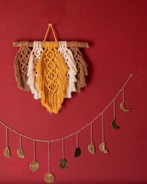 Feathers Wall Hanging