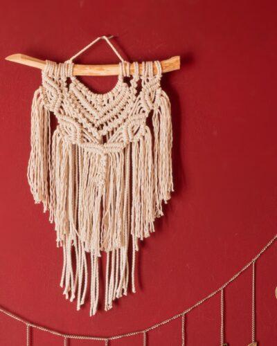 Indigena Wall hanging macrame