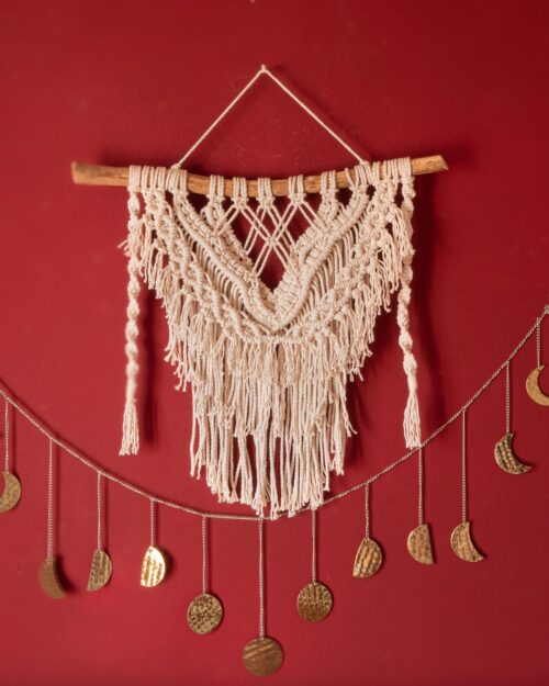 Mini Bali Wall Hanging