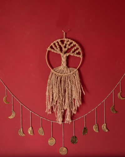 Roots Wall hanging macrame